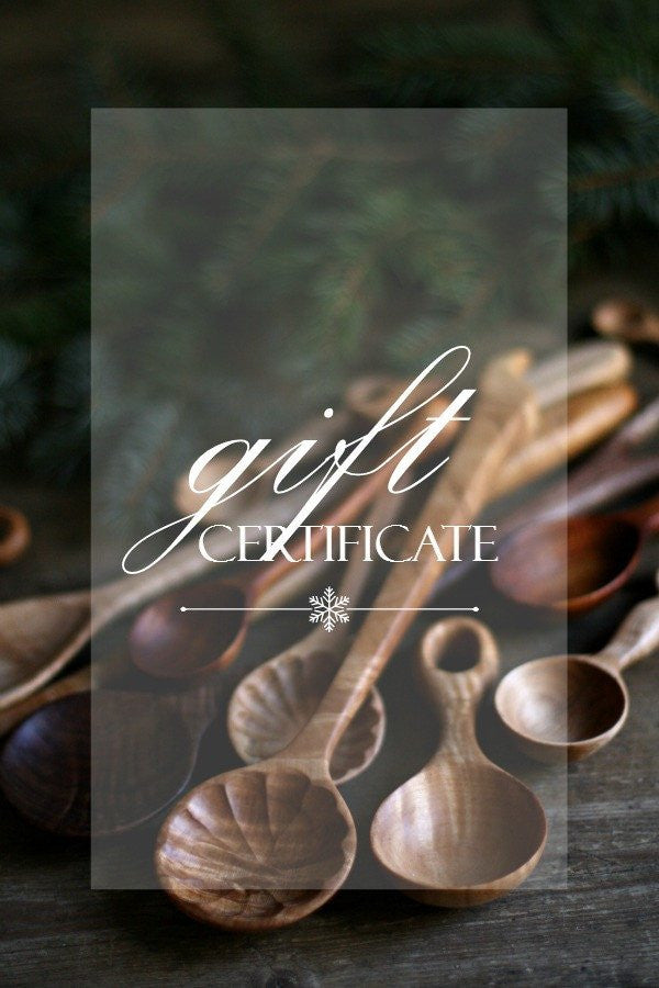 Old World Kitchen e-Gift Certificate