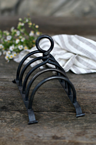 Hand Forged Toast Rack