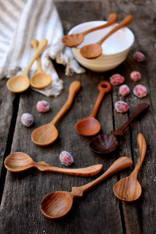 Mini Serving Spoons | Best Seller