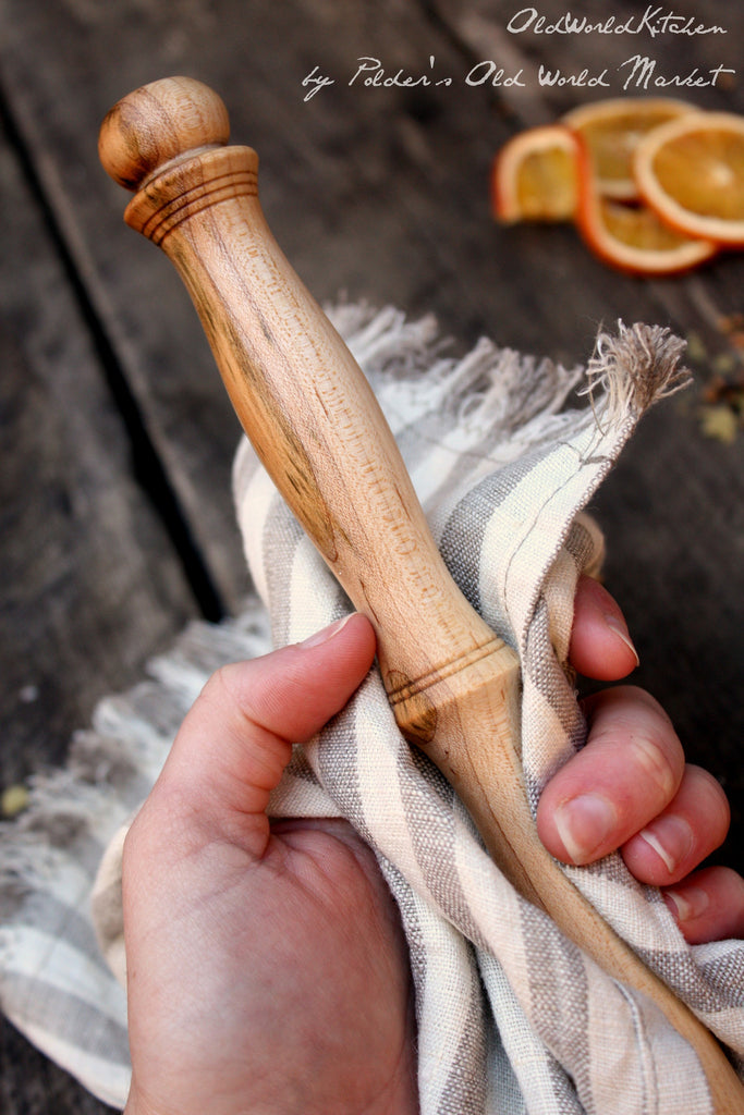 traditional scottish spurtle