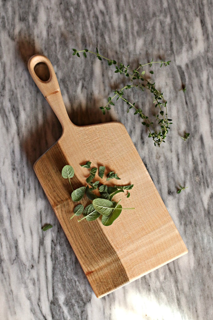 *NEW* Small Cutting + Serving Board