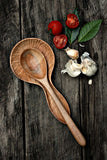 Large Wooden Spoon Rest for All Spoon Styles