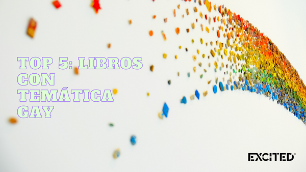 Top 5 libros con temática gay