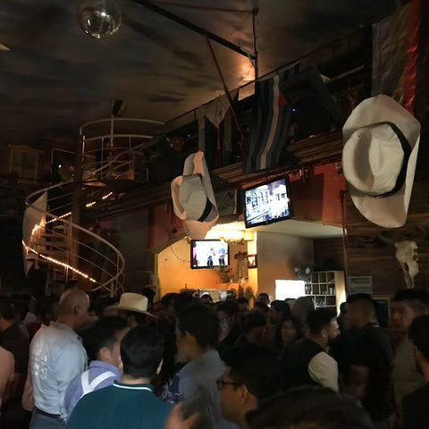 huge selection of 91d95 70c93 Vaqueros Bar CDMX 10 mejores lugares gay EXCITED