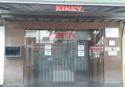 Kinky Bar CDMX 10 mejores lugares gay EXCITED