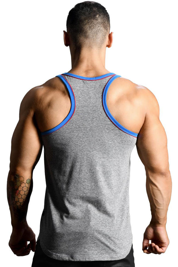 Andrew Christian - Playera Physical Tank