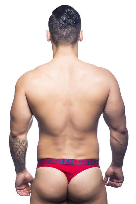 Ropa Interior - Andrew Christian - Tanga Premium Tagless c/ Almost Naked