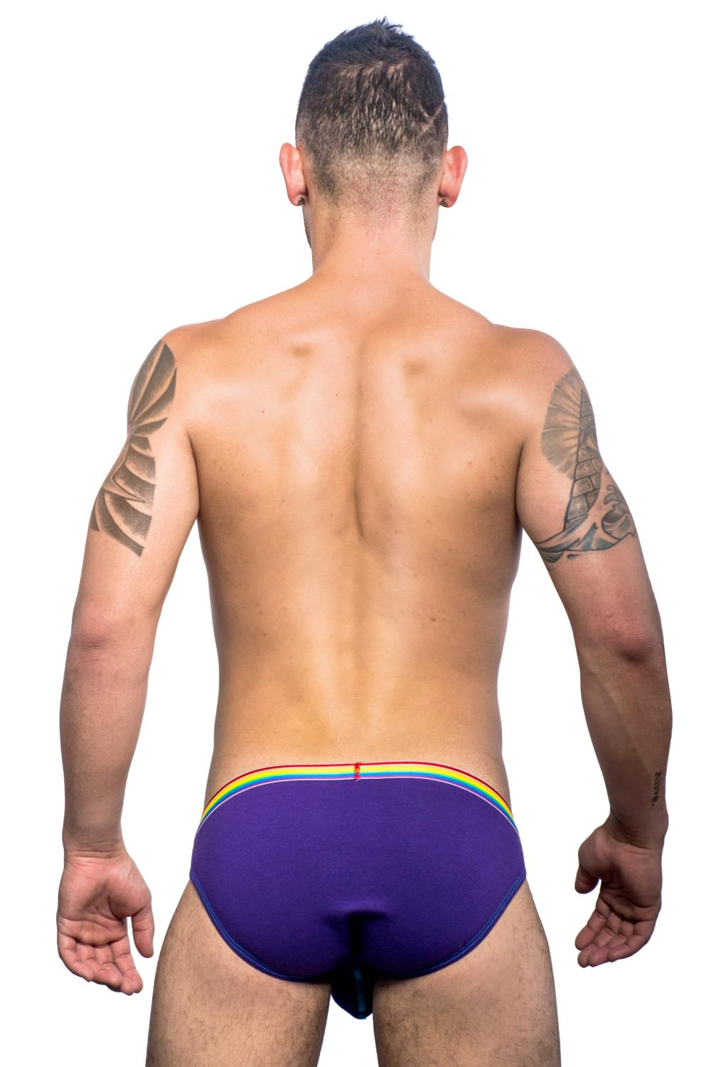 Andrew Christian - 3 Pack Trusas Unicornio Almost Naked