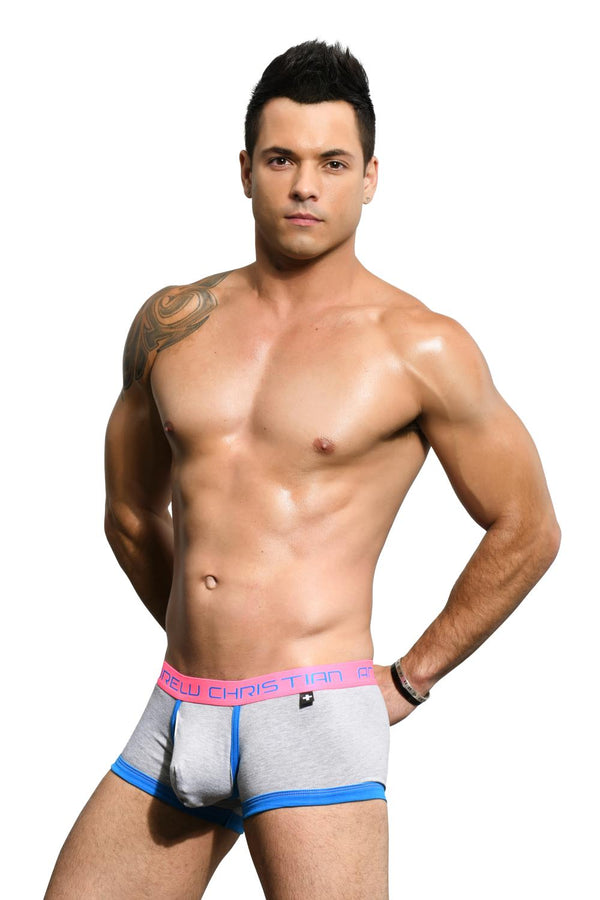 Andrew Christian - Boxer Fly Tagless