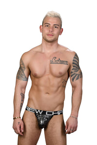 Andrew Christian - Suspensorio Metallic Spider