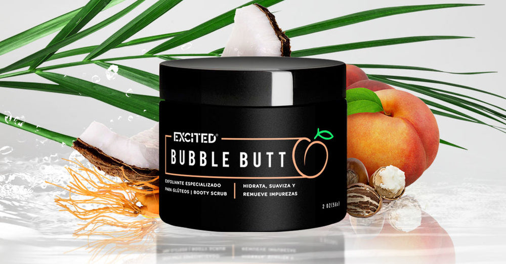 Bubble Butt - Exfoliante especializado para glúteos