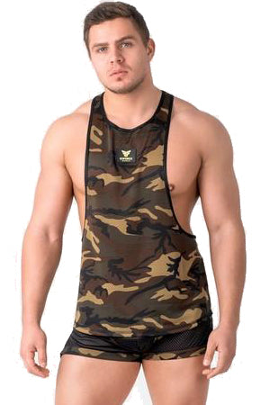 Playera Tank Top EnForce (PREVENTA 🚛 Envío: 20 Mar)