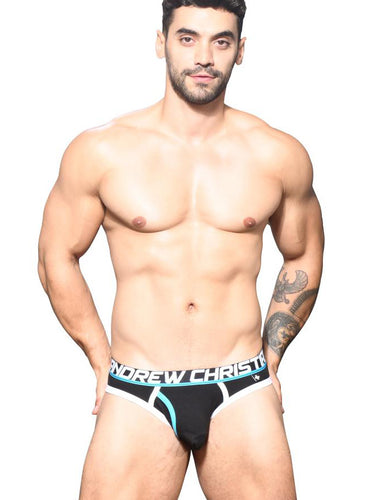 Suspensorio Fly Tagless Almost Naked - Ropa Interior de Hombre - Andrew Christian