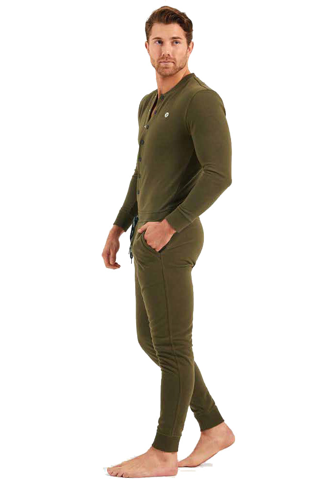 Pants Jumpsuit The One Khaki - Ropa Deportiva para Hombres - Teamm8