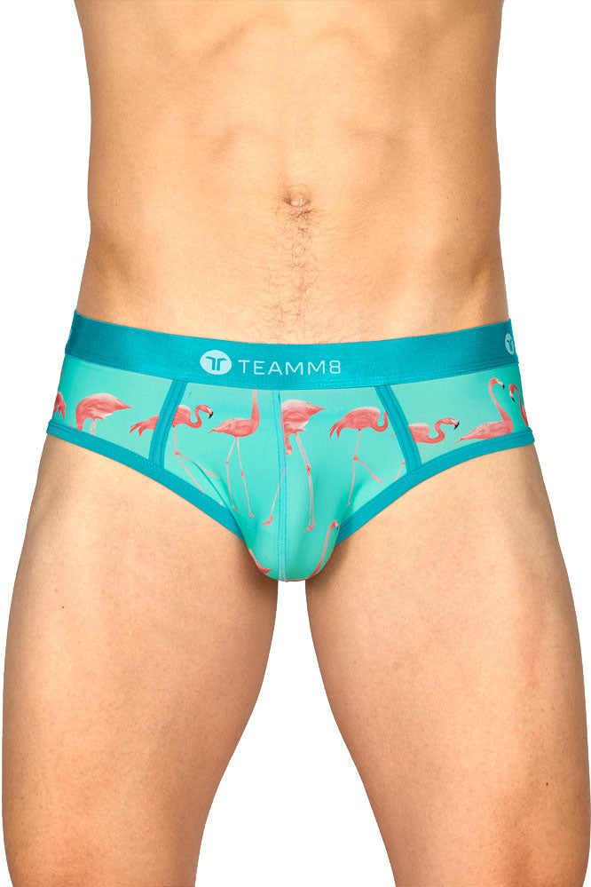 Trusa Flamingos Mint (PREVENTA 🛍️Envío 21 Feb)