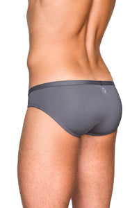 Teamm8 - Trusa MicroMax Gris (Brief)