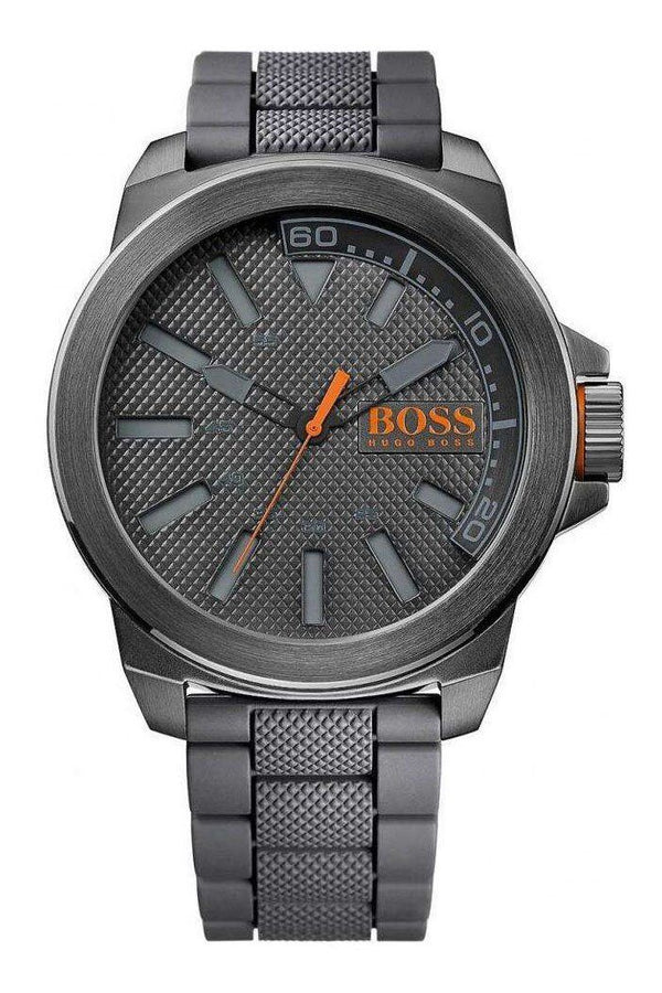 Accesorios - Hugo Boss - Reloj Orange (Gris Y Naranja) 1513005