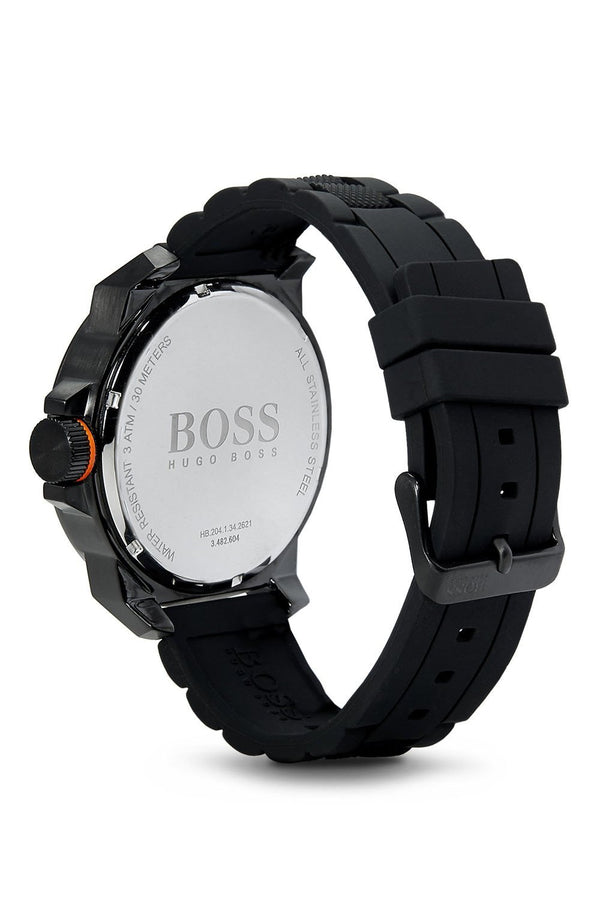 Accesorios - Hugo Boss - Reloj Orange (Negro Y Naranja) 1513004