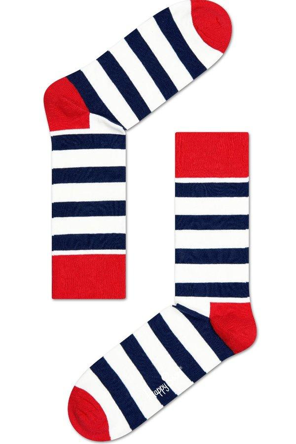 Calcetines Para Hombres - Happy Socks - Calcetines A Rayas