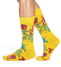 Calcetines Para Hombres - Happy Socks - Calcetines Keith Haring