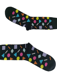 Calcetines Para Hombres - Undercover - Calcetines Geometrix Colours