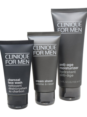 Clinique - Set Antifatiga para Hombre (3pack)