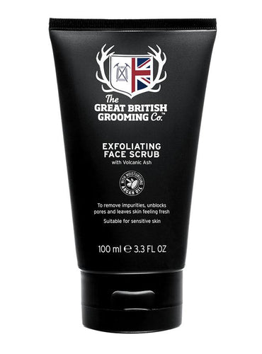 Cuidado De La Piel - The Great British Grooming - Exfoliante Facial 100 Ml