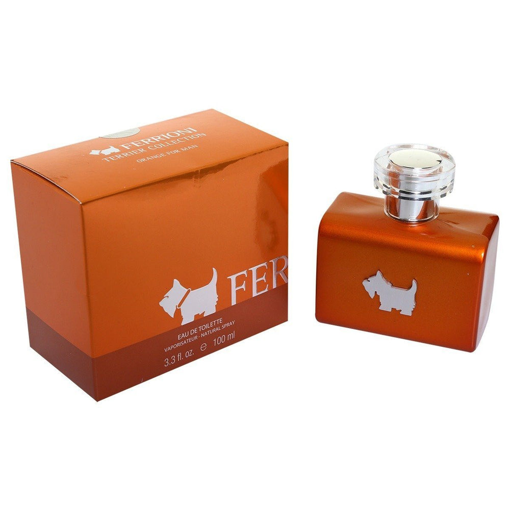 Locion, Hombre - Ferrioni - Orange Terrier Spray EDT 100ml