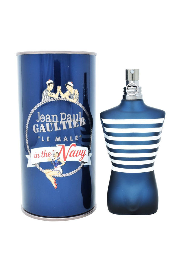 Locion, Hombre - Jean Paul Gaultier Le Male In The Navy EDT Spray 125ml
