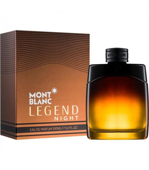 Locion Promo - Mont Blanc Legend Night 100 ML EDP