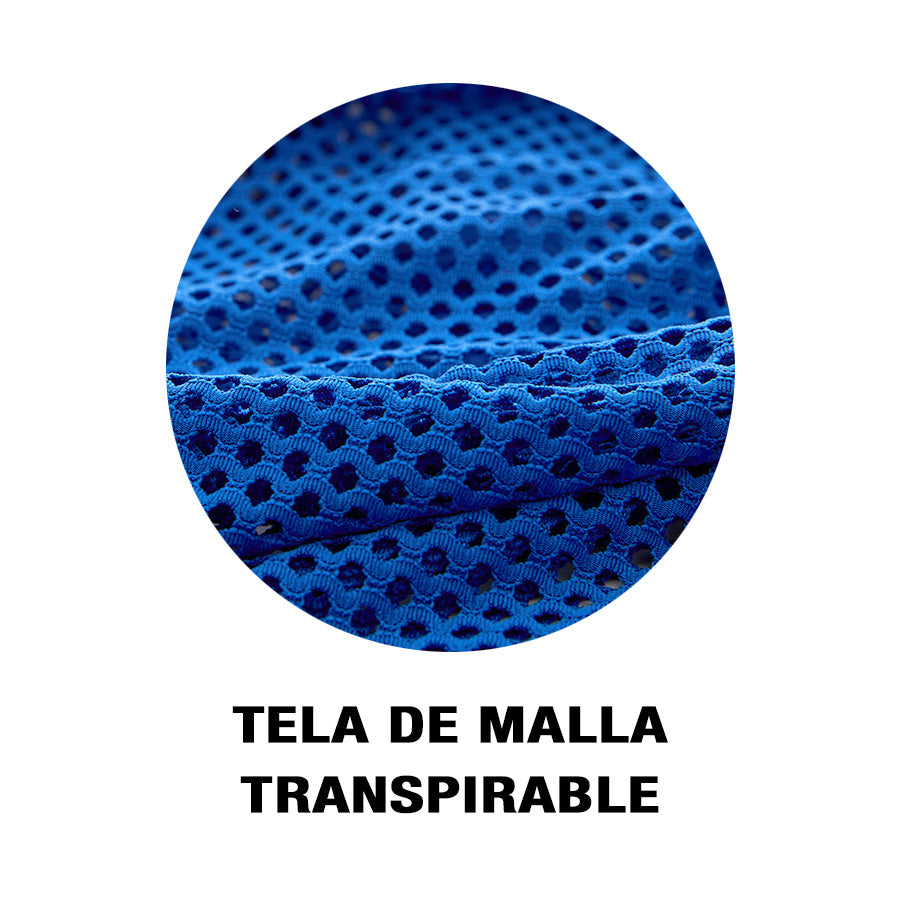 Playera Tank Malla Net Trap Azul (PREVENTA 🚛 Envío: 29 May)