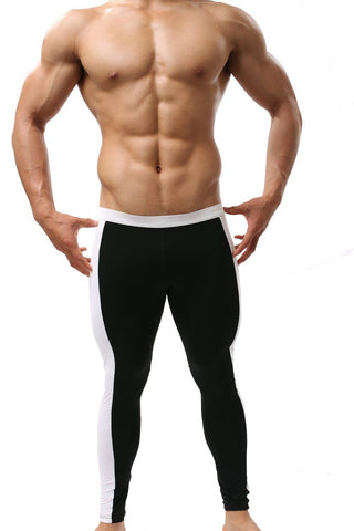 Ropa Deportiva - Brave Person - Yoga & Fitness Leggings Deportivos Para Hombres