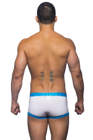 Ropa Interior - Andrew Christian - Bóxer Tagless & Show-It