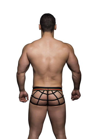 Ropa Interior - Andrew Christian - FUKR Tanga De Red (Web Thong)