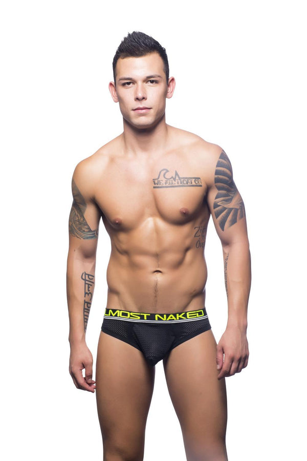 Ropa Interior - Andrew Christian - Suspensorio Air De Malla Almost Naked