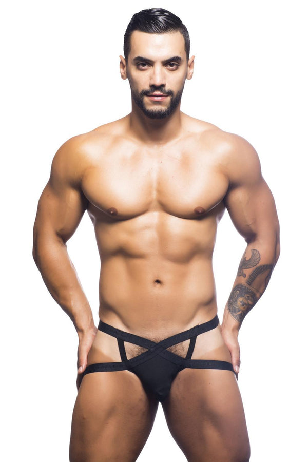 Ropa Interior - Andrew Christian - Suspensorio Arnés Almost Naked