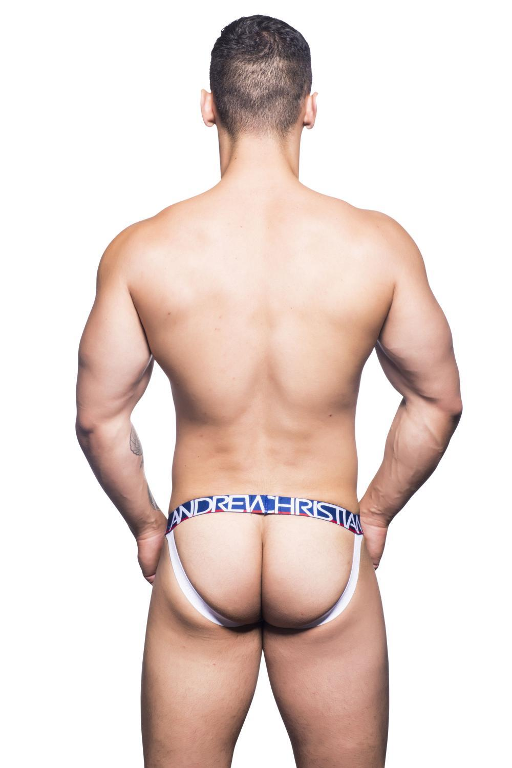 Ropa Interior - Andrew Christian - Suspensorio Cock Jock Con Almost Naked
