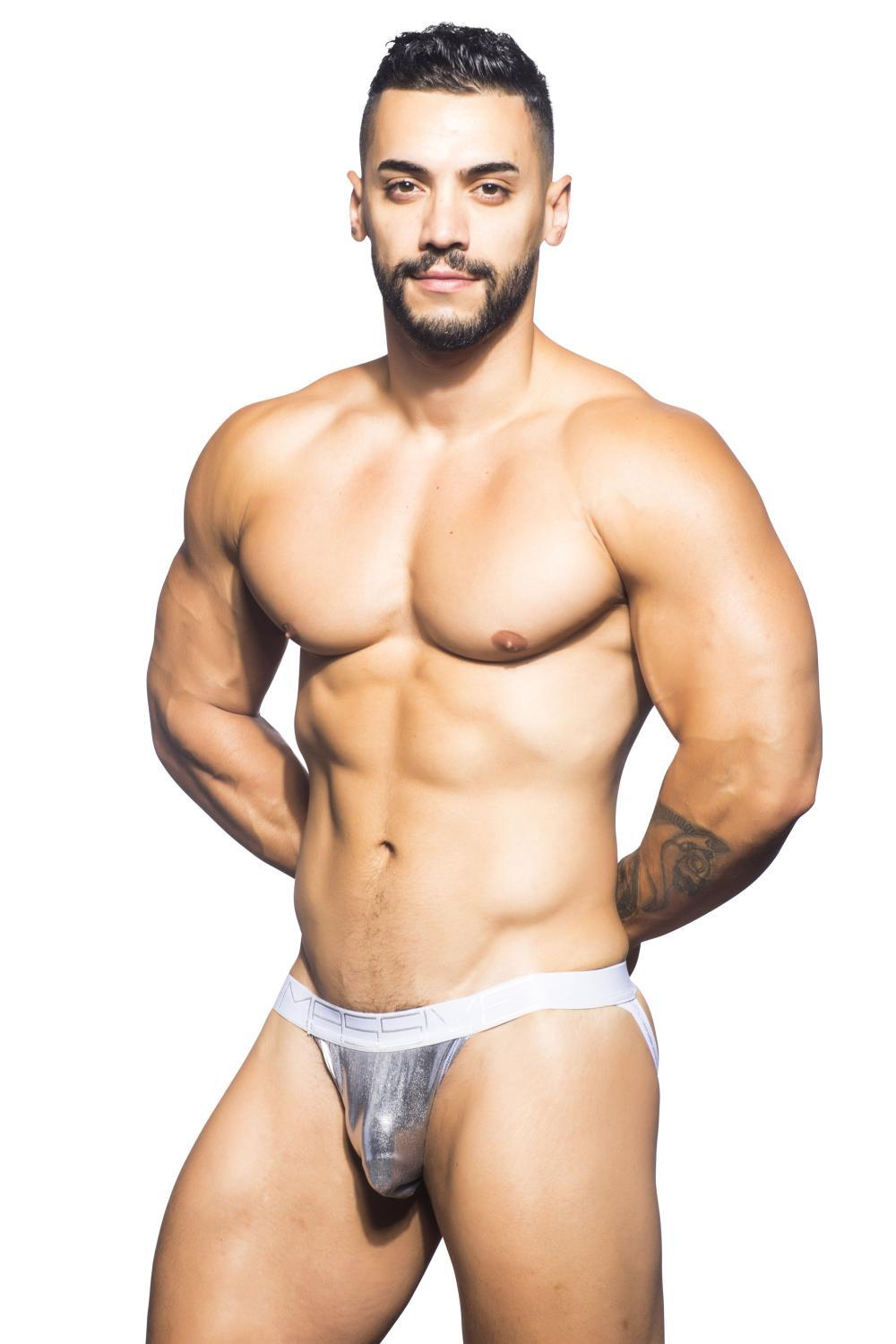Ropa Interior - Andrew Christian - Suspensorio Massive Brillante