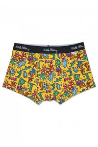 Ropa Interior - Happy Socks - Set 2 Bóxers Keith Haring