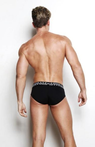 Ropa Interior - Marco Marco - Brief Core Negro