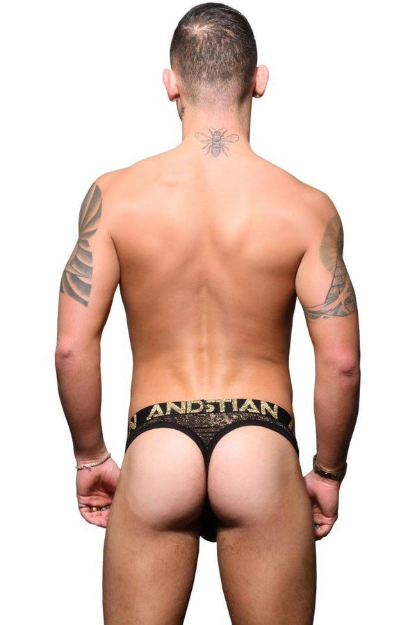Ropa Interior - Tanga Glam Animal Print (PREVENTA