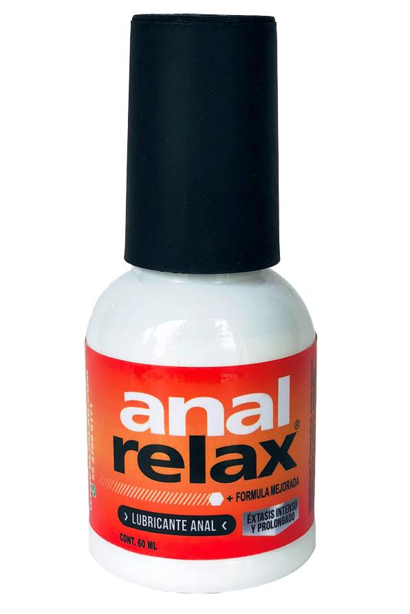 Sexualidad Masculina - Blinlab - Anal Relax JUMBO Lub Anal Analgésico 60 Ml