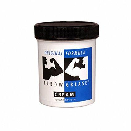 Sexualidad Masculina - Elbow Grease - Original Formula Cream Quickie Dilatador Anal 4oz