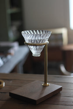The Botanist Pour Over Stand