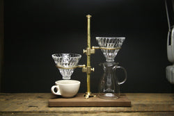 The Clerk (Duet) Pour Over Stand