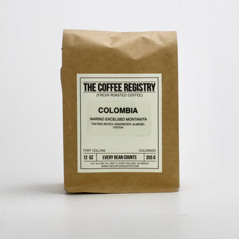 Colombia - Narino Excelseo Montanita