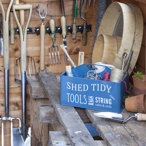 Tool Storage / Shed Tidy