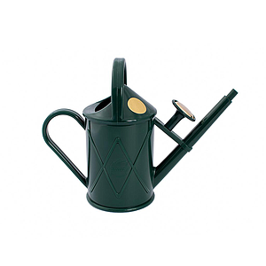 Watering Can - Plastic Heritage Green