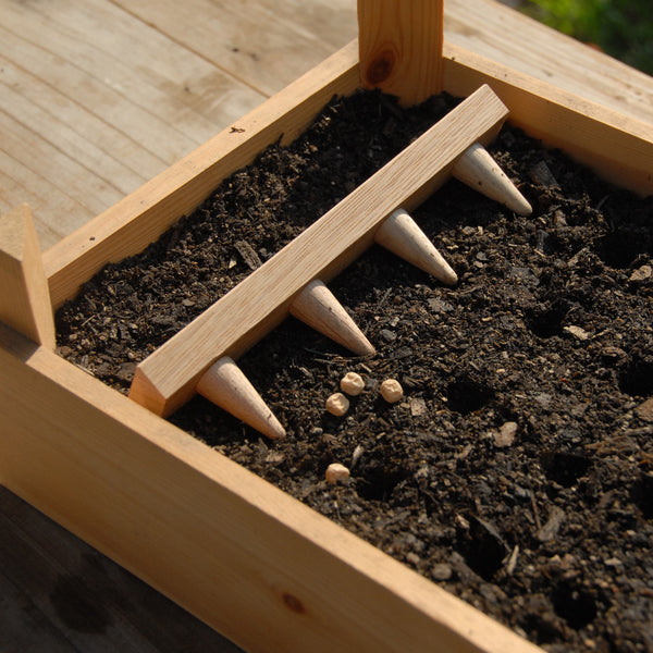 Seed Tray Dibber - The Potting Shed Garden Tools