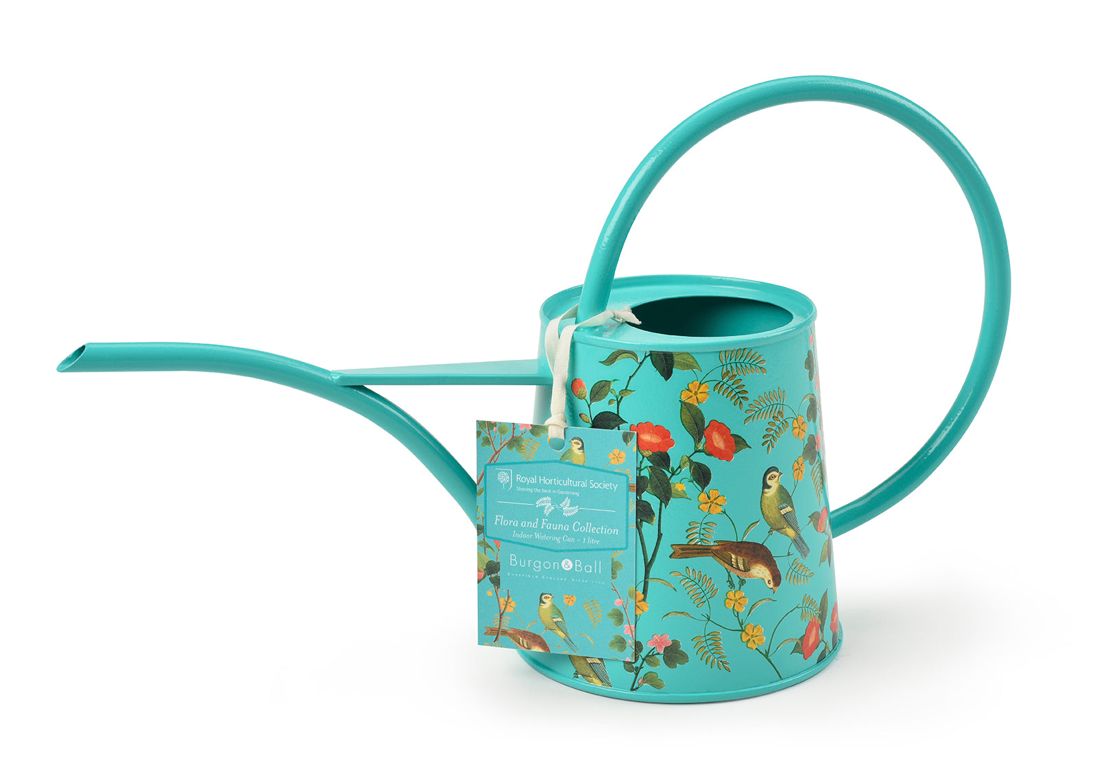 Watering Can - Flora and Fauna